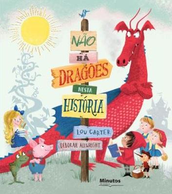 Não Há Dragões Nesta História!