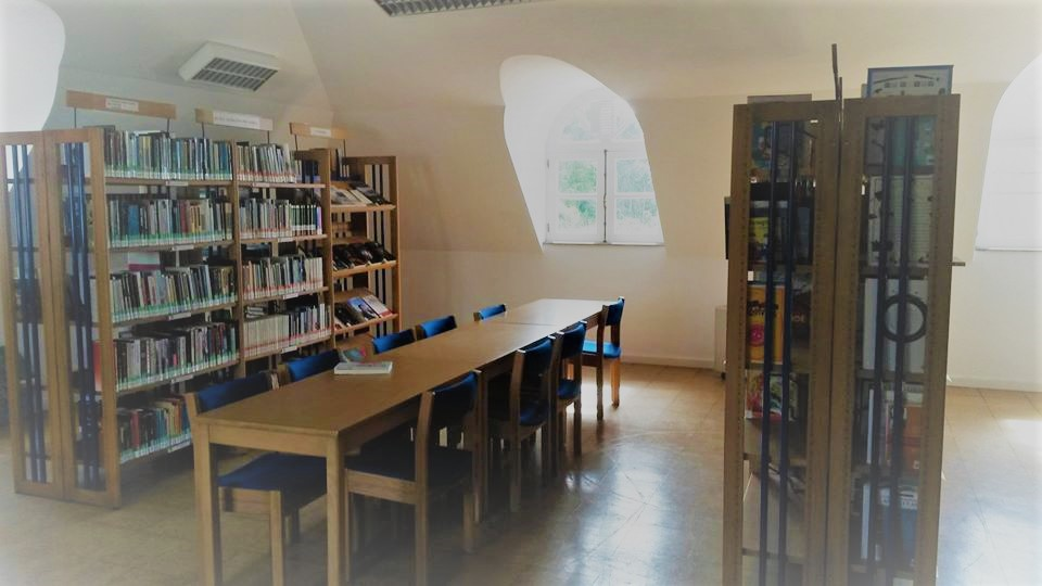 Biblioteca Joaquim  Moreira da Silva